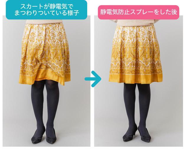 画像7: 花粉症でも、洋服のコーディネイトには無関心?