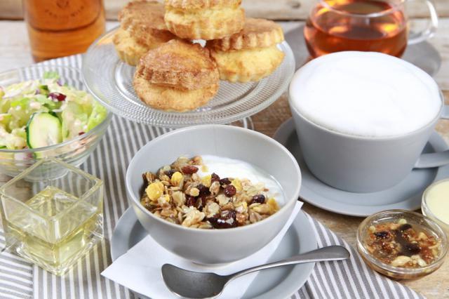 画像2: ティーラテ専門店『CHAVATY』2020年CHAVATYをぎゅっと詰め込んだ朝食はじめます!