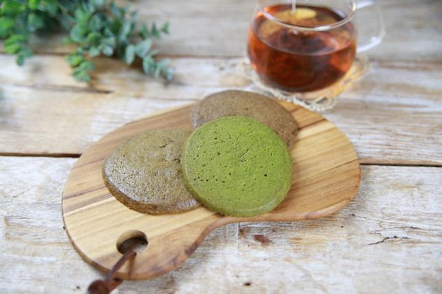 画像1: 自宅でも本物のCHAVATYの茶葉が楽しめるお土産にもぴったりな商品も充実。じっくりと焼き上げた贅沢『ティースコーンサブレ』と、こだわりの『CHAVAウバリーフ』も販売