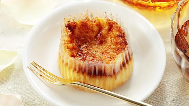 画像: 話題の「バスクチーズケーキ」が100円で登場!ローソンストア100、『ばすCHEESE』絶賛発売中