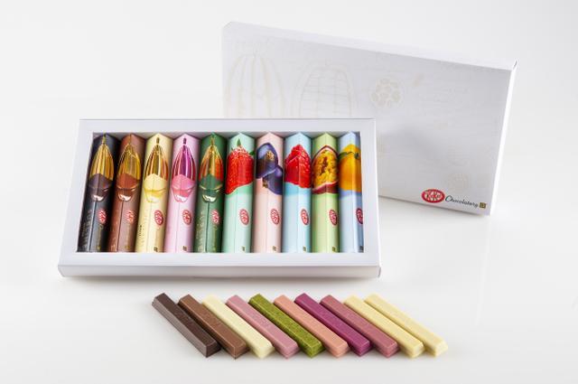 画像1: 素材、製法にこだわった「キットカット ショコラトリー」のラインがPLAZAにも登場!