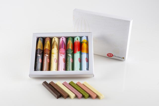 画像4: 素材、製法にこだわった「キットカット ショコラトリー」のラインがPLAZAにも登場!