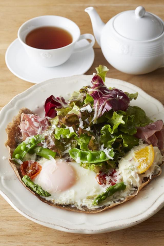 画像3: 辻利一本店の宇治抹茶を使用したパンが登場! Afternoon Tea BAKERY 抹茶のパン