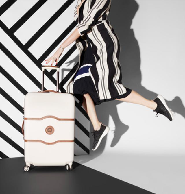 画像1: 【日本本格上陸】ヨーロッパで最も売れているフランスの老舗スーツケースブランド『DELSEY』