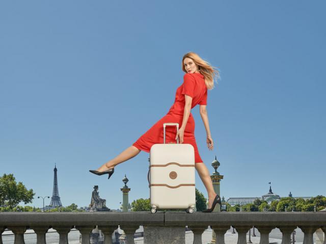 画像2: 【日本本格上陸】ヨーロッパで最も売れているフランスの老舗スーツケースブランド『DELSEY』