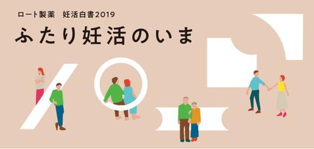 画像1: ロート製薬『 妊活白書2019 』公開