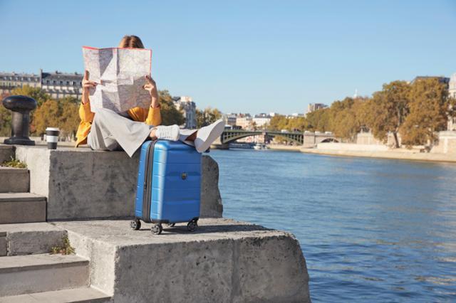 画像3: 【日本本格上陸】ヨーロッパで最も売れているフランスの老舗スーツケースブランド『DELSEY』