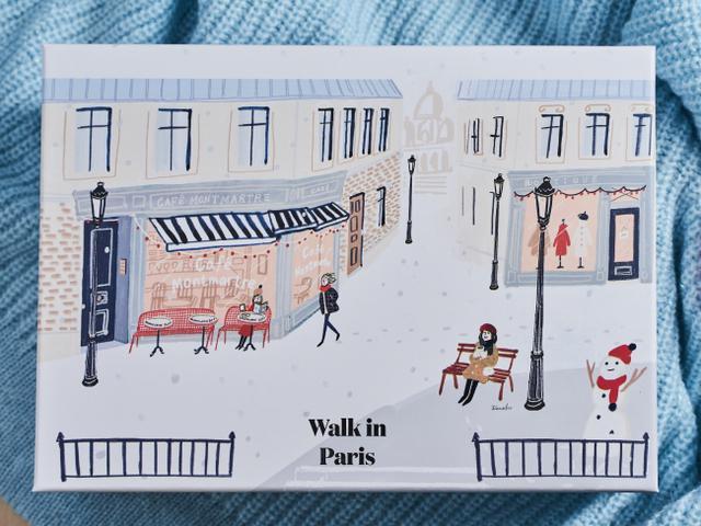 画像1: My Little Box 2月のテーマは「Walk in Paris」冬の街歩きにぴったりな、ふわふわのミトンやポーチもお届け!