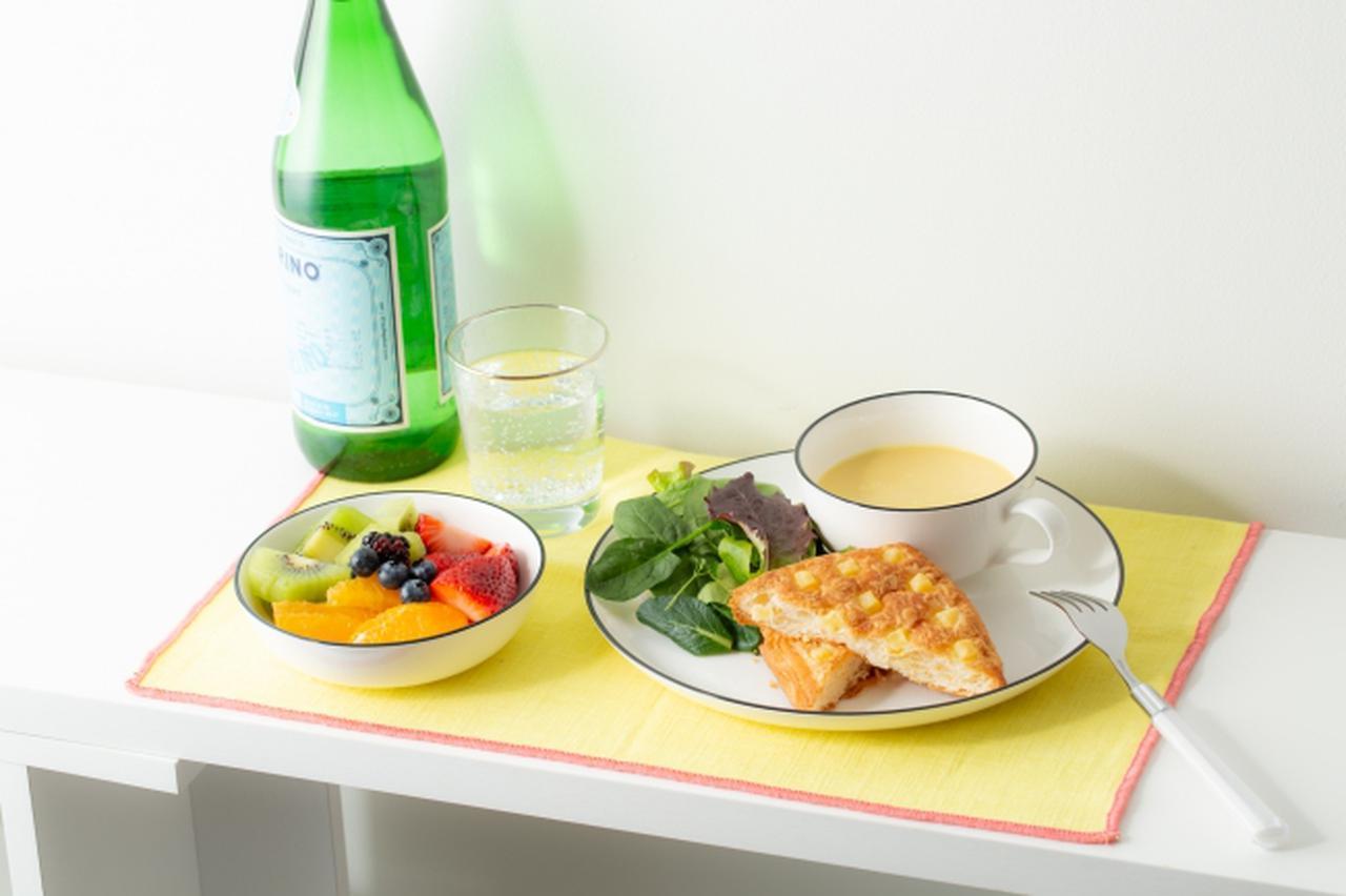 画像1: 一人暮らしテーブルコーディネート ~モーニング編~