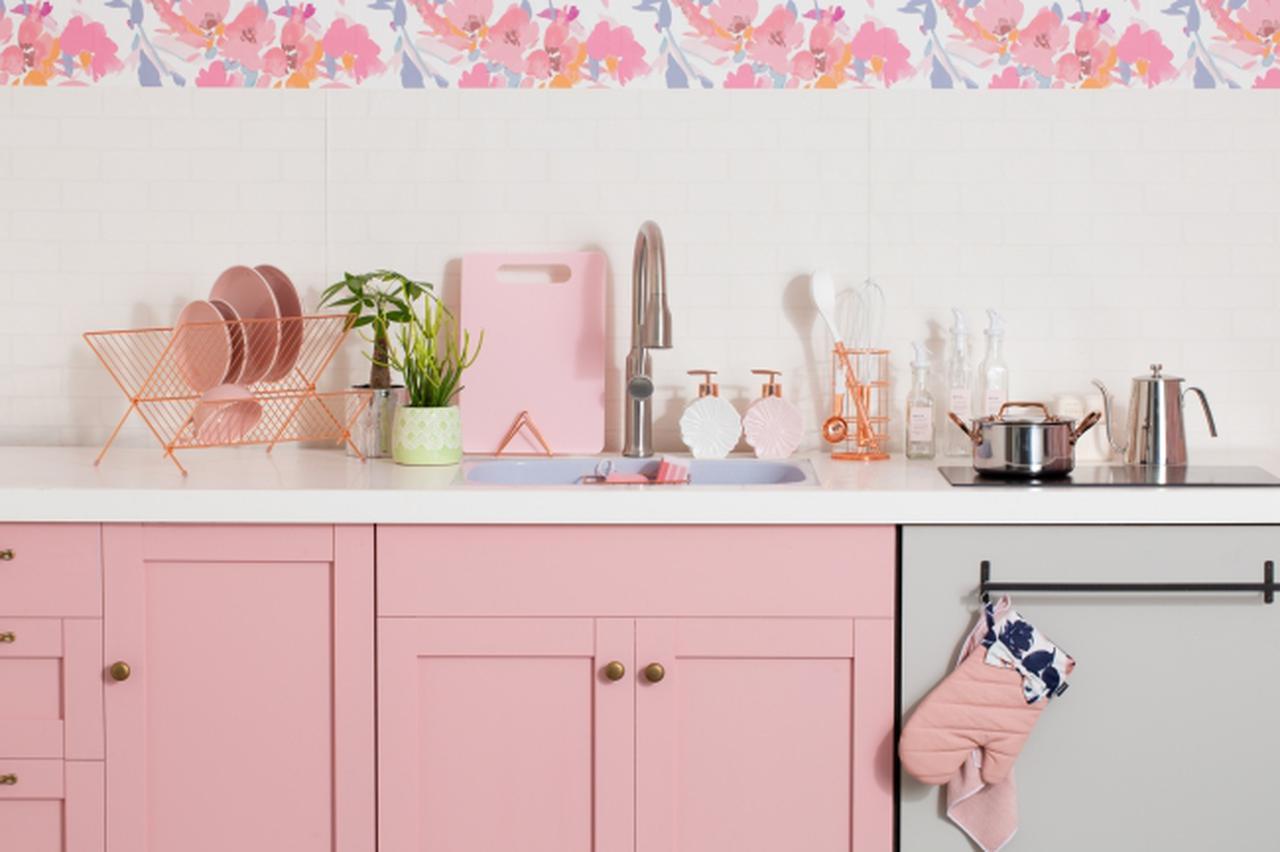 画像: 第一印象はキッチンで決まる!?キッチンを可愛くコーディネートできるシリーズ発売