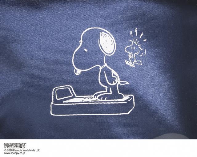 画像5: 食いしん坊なスヌーピーが可愛い!ジュエルナローズ×PEANUTSのトラベルシリーズ