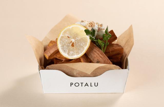 画像2: クラフトポテト専門店「POTALU (ポタル)」、シルクスイートを使ったさつまいもメニューをスタート♪
