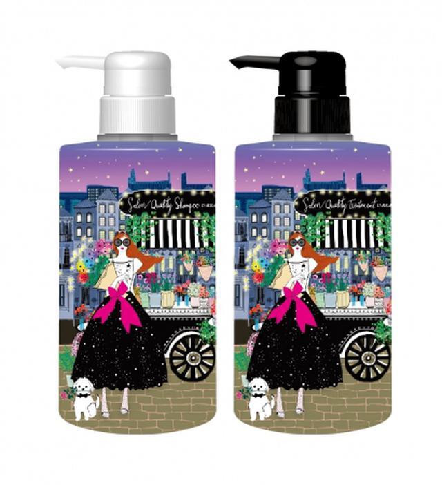 画像4: 表参道の人気ヘアサロンU-REALM ×美のカリスマ明日花キララ「U-REALM Shampoo&Treatment」
