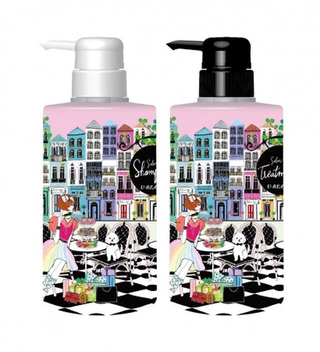 画像3: 表参道の人気ヘアサロンU-REALM ×美のカリスマ明日花キララ「U-REALM Shampoo&Treatment」