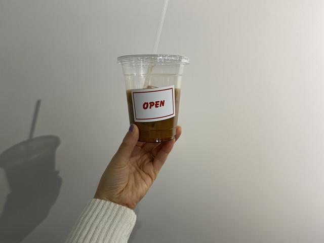 画像: 焙煎士とタッグを組み開発したオリジナルブレンドのコーヒー豆を使用したこだわりのコーヒーが楽しめます。