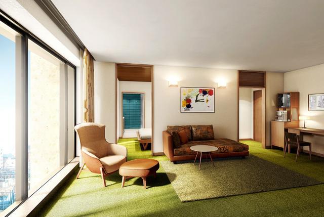 画像2: 『THE AOYAMA GRAND HOTEL 』宿泊予約がスタート