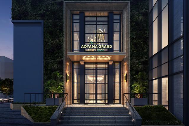 画像1: 『THE AOYAMA GRAND HOTEL 』宿泊予約がスタート