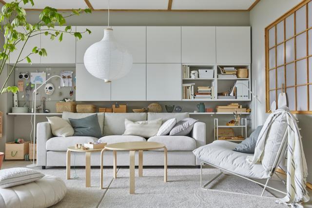 画像2: 『IKEAカタログ 2020 春夏』のお部屋を一部公開