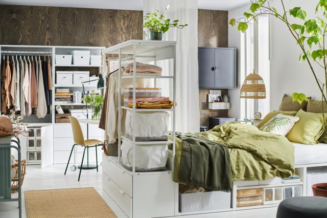 画像1: 『IKEAカタログ 2020 春夏』のお部屋を一部公開