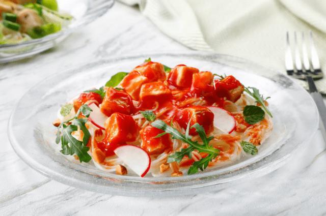 画像4: TBCと日本ハムが共同開発商品!「トマトジュレのサラダチキン」「ハーブジュレのサラダチキン」発売中