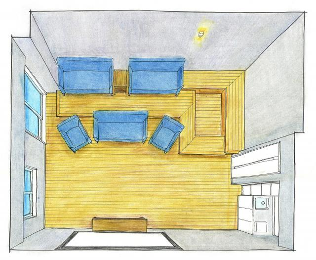 画像2: 大人の寛ぎの場がコンセプトのシェアハウス「URBAN TERRACE 藤が丘」がオープン