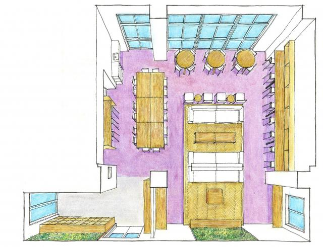 画像1: 大人の寛ぎの場がコンセプトのシェアハウス「URBAN TERRACE 藤が丘」がオープン