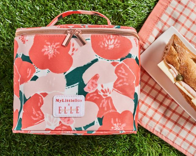 画像: 雑誌『ELLE gourmet』コラボランチバッグ