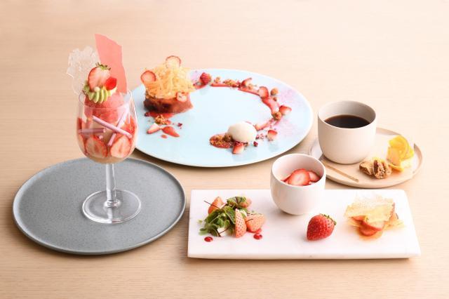 画像1: 美の複合施設「Beauty Connection Ginza」2F完全予約制フルーツのフルコース専門店「フルーツサロン」予約殺到につき春の特別キャンペーンを開始