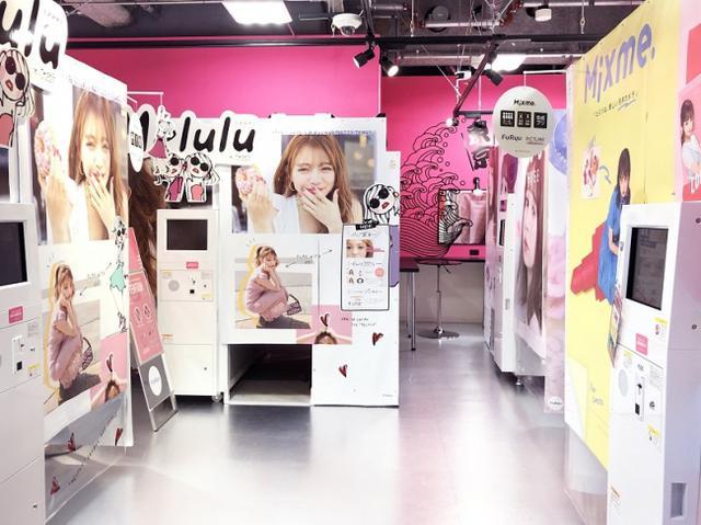 画像2: 『girls mignon(ガールズミニョン)』渋谷店オープン!