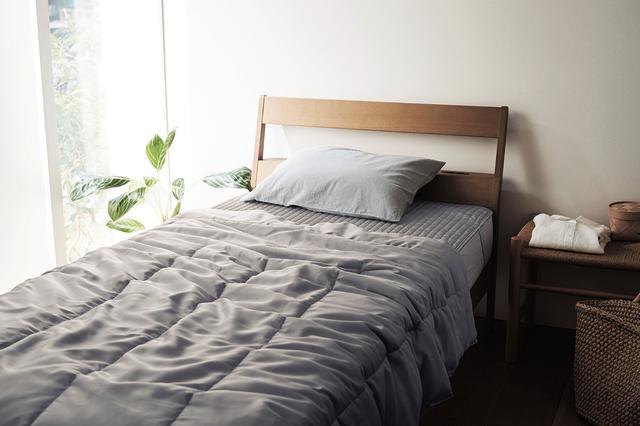 """画像2: ベルメゾン ベルメゾン初!自然由来の涼感寝具 『""""ボタニクール""""自然由来の快適素材でつくった 涼感敷きパッド』 新発売"""