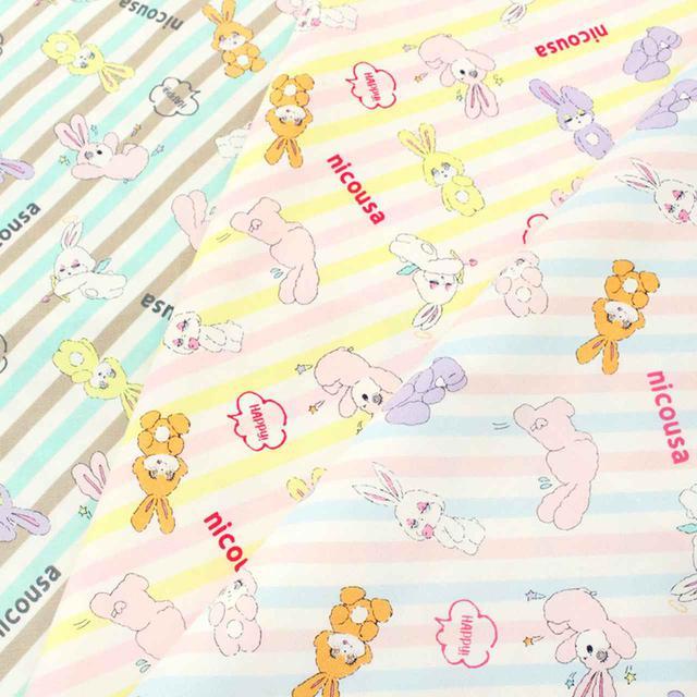 画像3: 藤田ニコルさんプロデュースブランドNiCORONのオフィシャルキャラクター「nicousa」×クラフトハートトーカイ初コラボレーション!