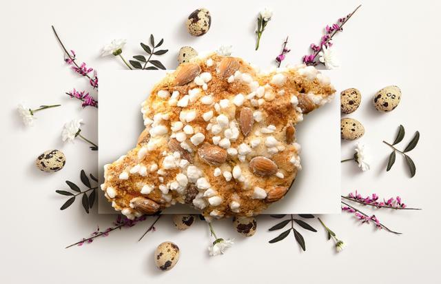 画像: 【ブルガリ イル・チョコラート】春の訪れと平和への願いを込めて - イタリア復活祭のお菓子「コロンバ」限定発売