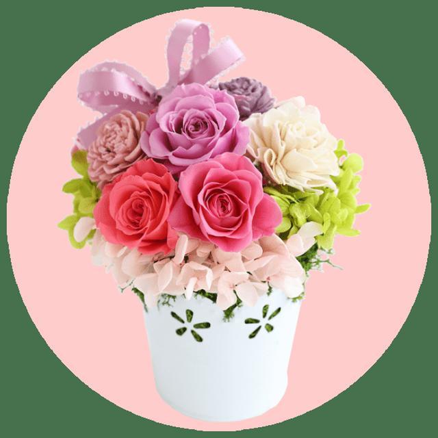 画像5: 今年もバラエティ豊かに!母の日には、お花と一緒においしいスイーツを贈りませんか?