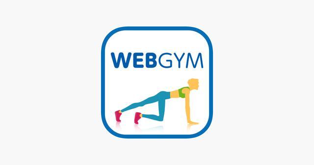 画像: WEBGYM 運動の習慣化をサポート!