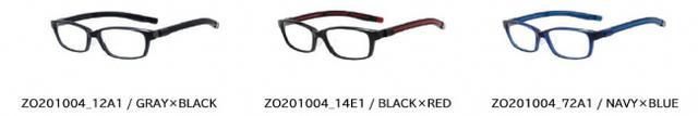 画像3: 自在に伸縮するスライド式のテンプルで、日常使いもできるスポーツ用メガネ