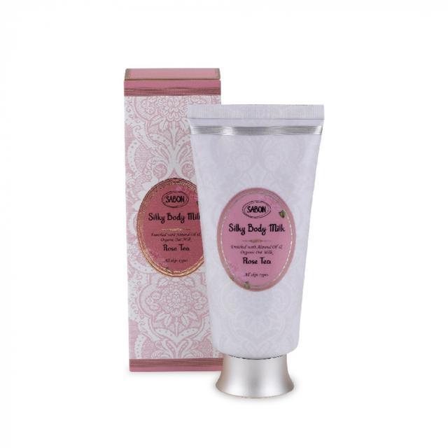"""画像5: """"バラの紅茶""""から立ち上る、心を潤す香り、SABONのローズティーコレクション"""