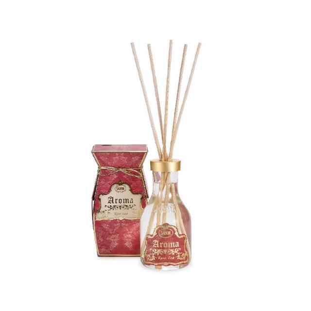 """画像10: """"バラの紅茶""""から立ち上る、心を潤す香り、SABONのローズティーコレクション"""