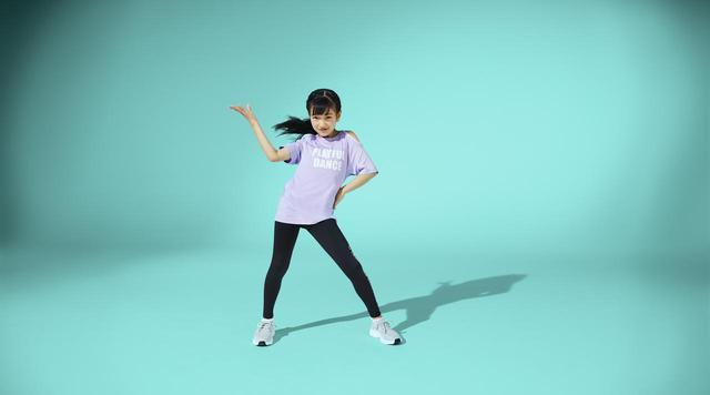 画像: ダンスにも最適なウェア