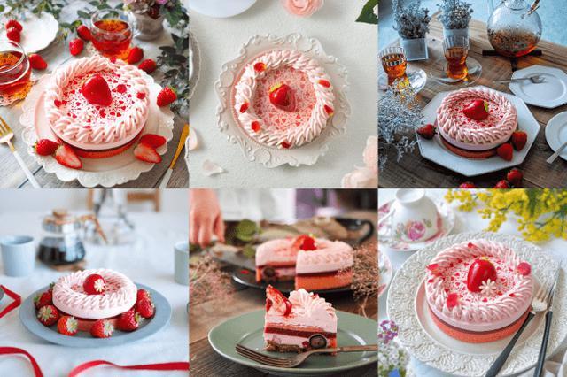 画像: 先行案内ケーキ#Ruby|アンバサダーの方々の写真