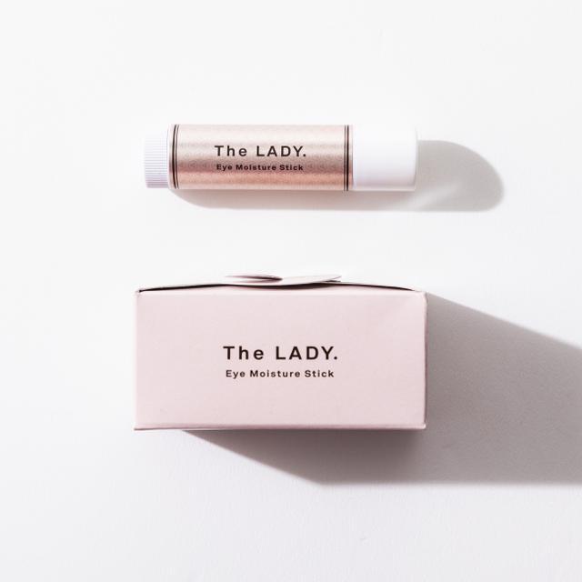画像1: 潤う、香る、魅せる。1本で3役!「The LADY.アイモイスチャースティック」