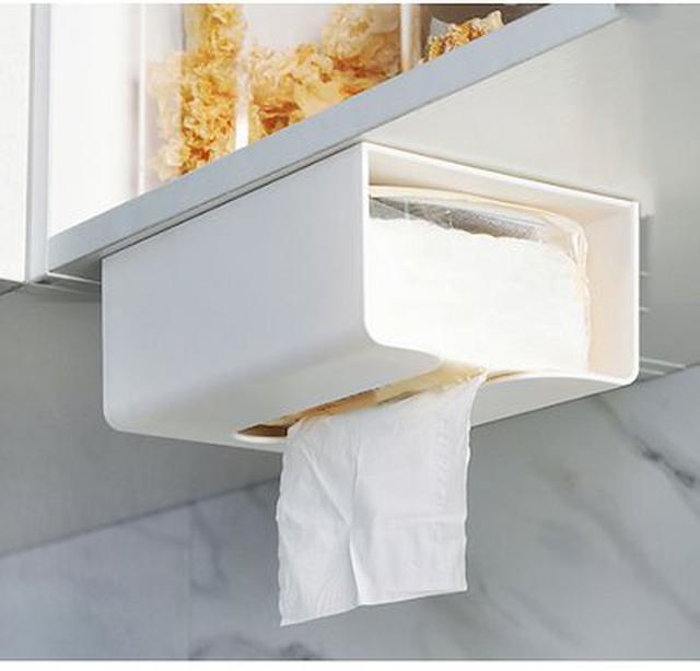 画像3: キッチン周辺をすっきりさせる収納アイテム
