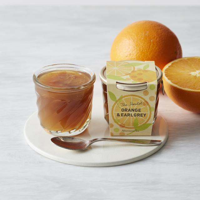 画像2: 夏のギフトに!ひんやりおいしい紅茶やフルーツのシャーベット