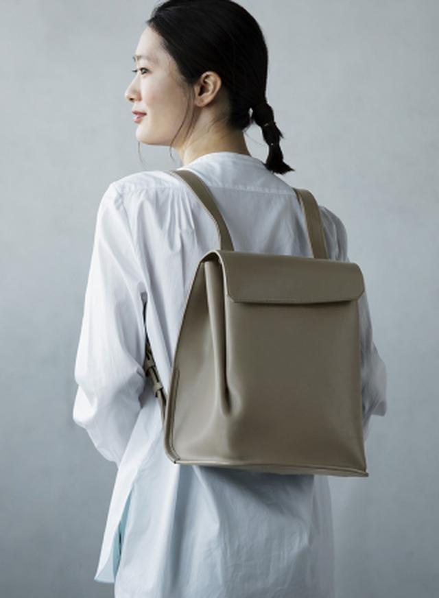 画像7: 【土屋鞄】革が自然に生み出す造形が美しい、鞄の新シリーズ「Nami」登場