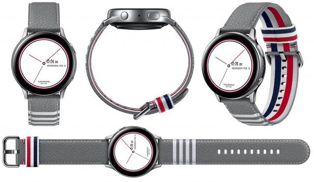 画像: <Galaxy Watch Active2>