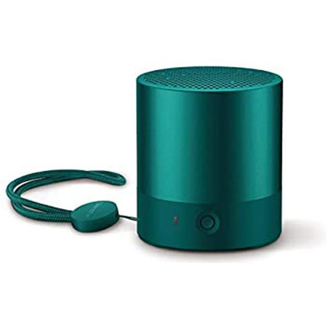 画像: Amazon | HUAWEI Mini Speaker エメラルドグリーン 【日本正規代理店品】 Mini Speaker/Emerald Green(CM510) | ポータブルスピーカー オンライン通販