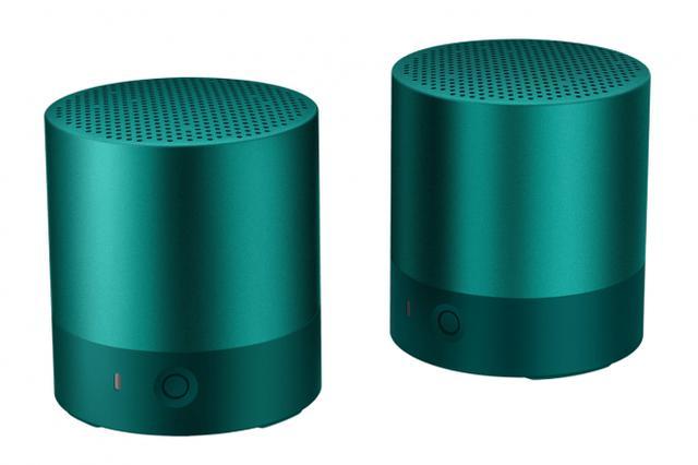 画像5: 【おうち時間を快適に】コンパクトボディでも大音量で重低音を実現したステレオペアリング対応のワイヤレススピーカー『HUAWEI Mini Speaker』