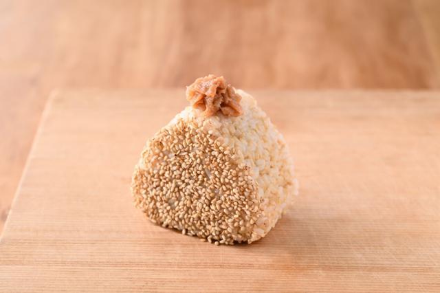 画像: 梅干し  130円+税 和歌山県産の紀州南高梅を使用