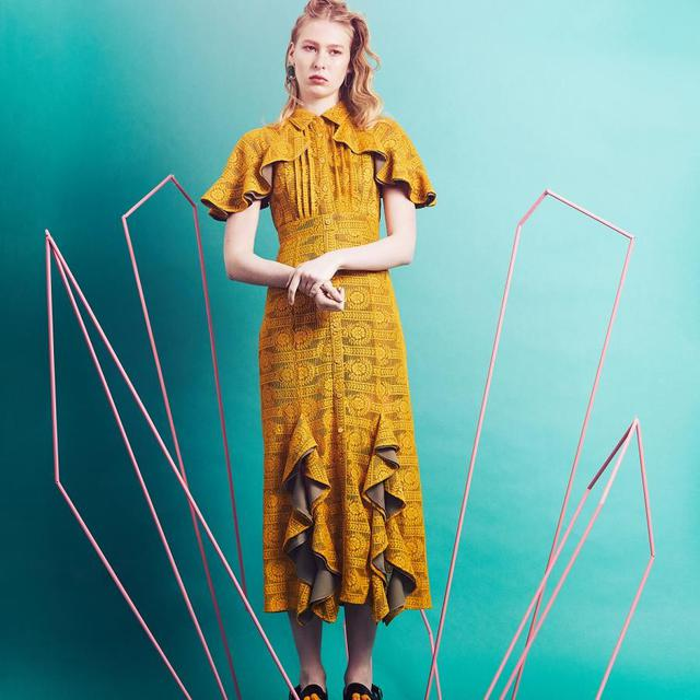 画像: Garnet Dress PAMEO POSE(GEYSERPARCO) 渋谷PARCO   PARCOの公式ファッション通販 PARCO ONLINE STORE