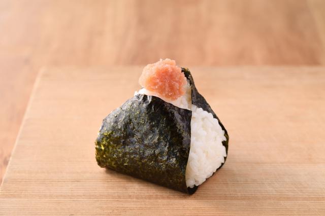 画像: 明太子  220円+税 自然な辛み、無着色の明太子