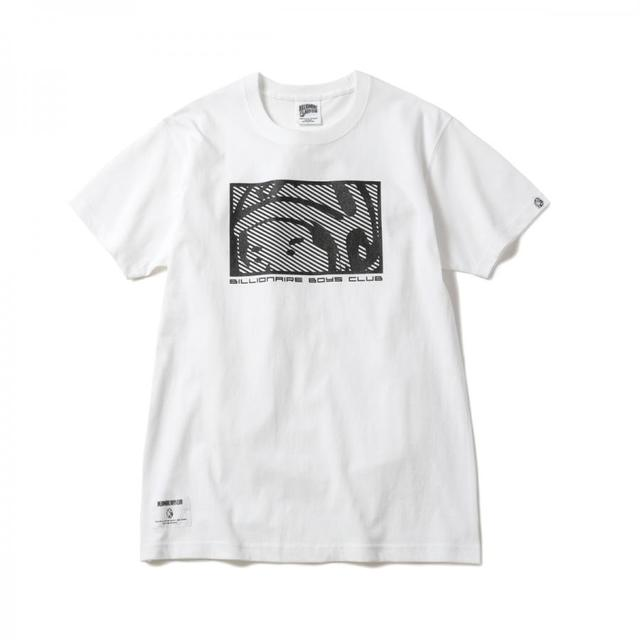 画像: LOOKING HELMET STRIPE T-SHIRT(SHIBUYA  EXCLUSIVE) BILLIONAIRE BOYS CLUB / ICECREAM 渋谷PARCO | PARCOの公式ファッション通販 PARCO ONLINE STORE